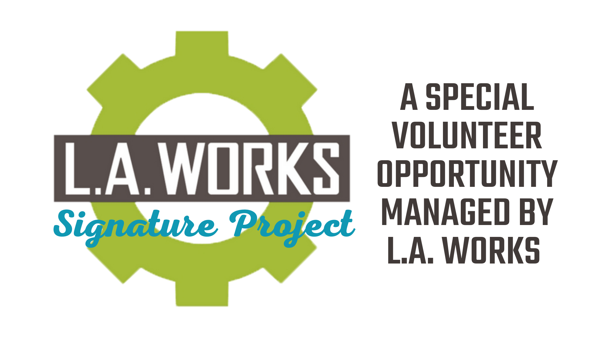 L A Works Create Care Kits For The Homeless