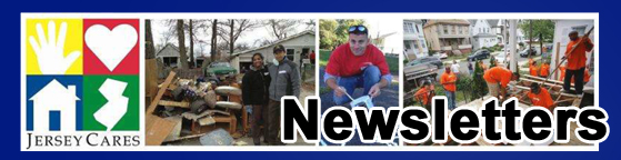 Read about the wonderful things Jersey Cares and its volunteers are doing!